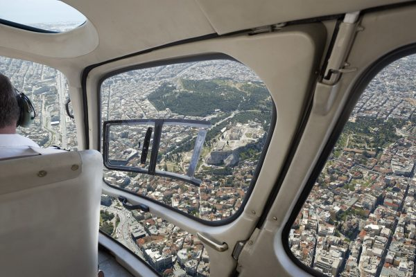 Athens-helicopter-tour